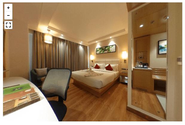 Pearl Tree Hotel Room Tour