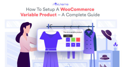 Setup WooCommerce Variable Product