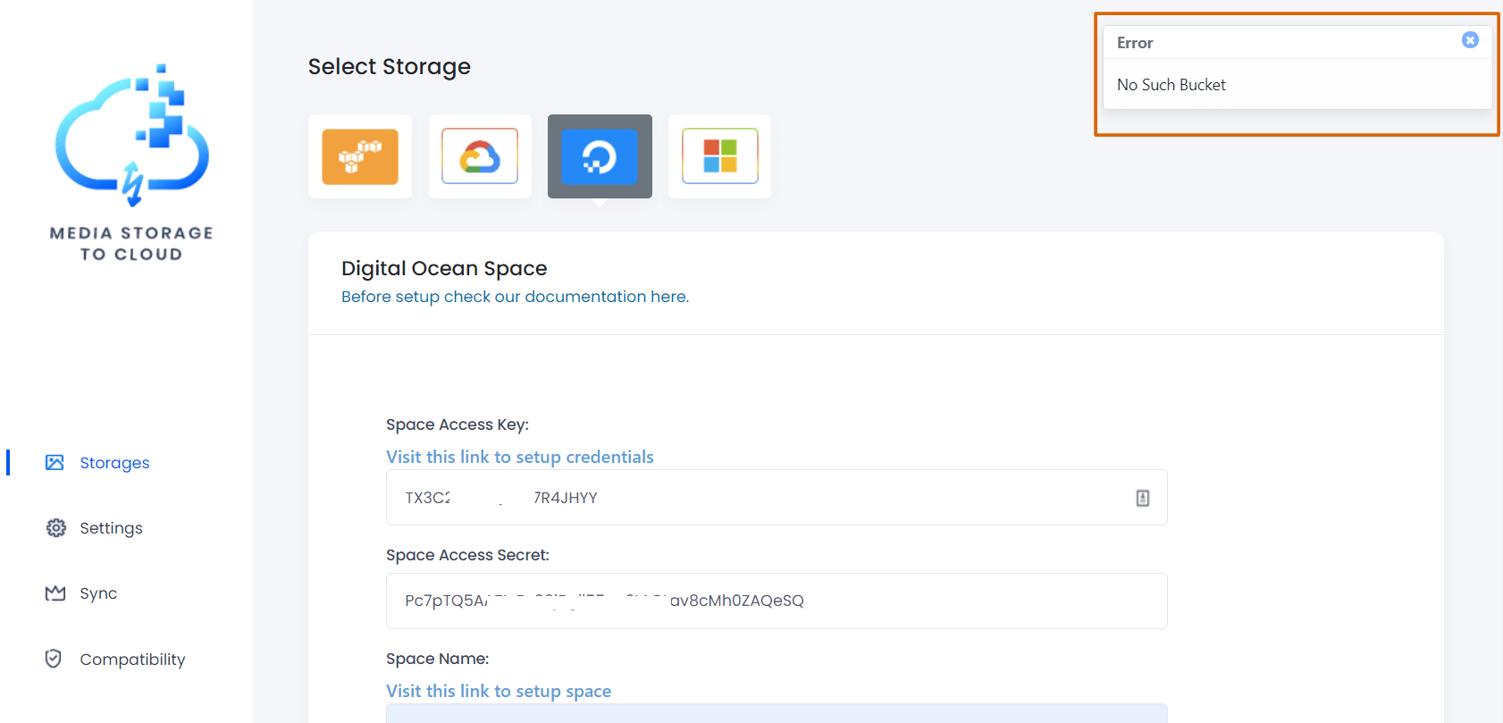 Troubleshooting For Common Issues – Media Storage To Cloud 11
