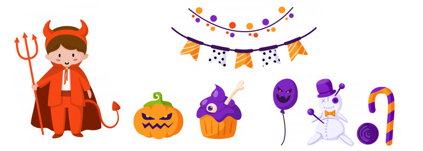 Stock Up With Halloween Items To Spice Up The Occasion