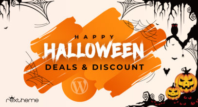 Best Halloween Deals and Discounts WordPress
