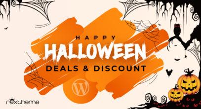 Best Halloween Deals and Discounts WordPress