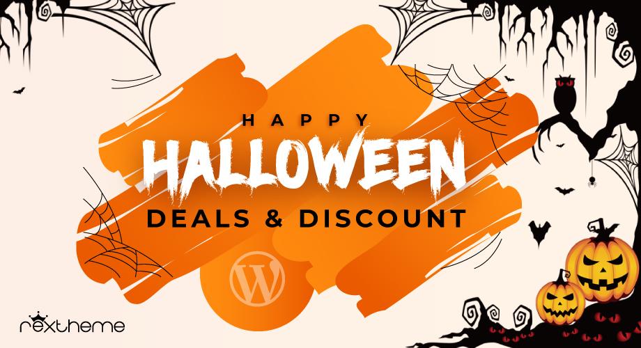 Best WordPress Halloween Deals And Discounts – 2020