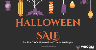 Halloween Sale WordPress Themes and Plugins