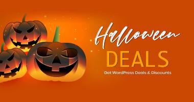 Best WordPress Halloween Deals And Discounts - 2020 3