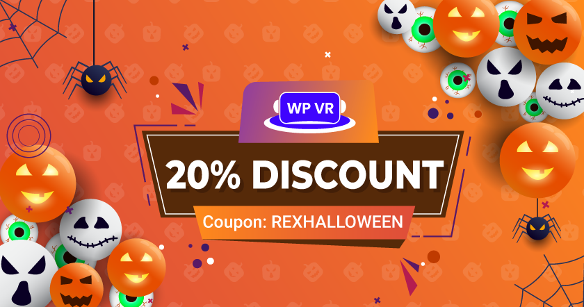 Halloween Deal WPVR Virtual Tour