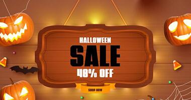 Hashthemes Halloween Discount