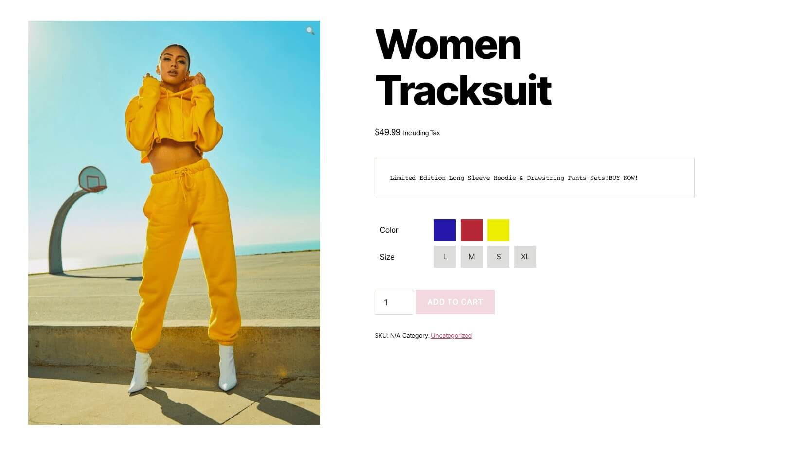 Multiple variation swatches for WooCommerce