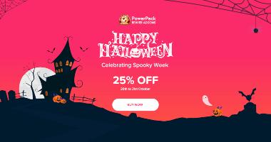 PowerPack For Beaver Builder Halloween Discount