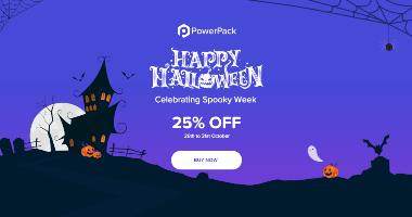 PowerPack For Elementor Halloween Discount
