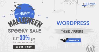 Solwin Infotech Halloween Deal