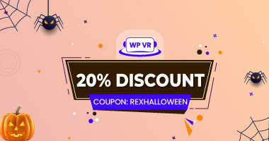 WPVR Halloween Deal Virtual Tour