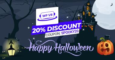 WPVR Halloween Discount