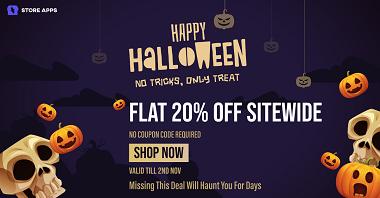 StoreApps Halloween