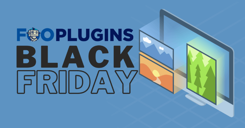 FooPlugins Black Friday Banner
