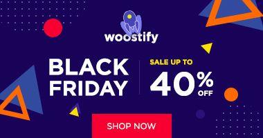 Woostify Black Friday Deal