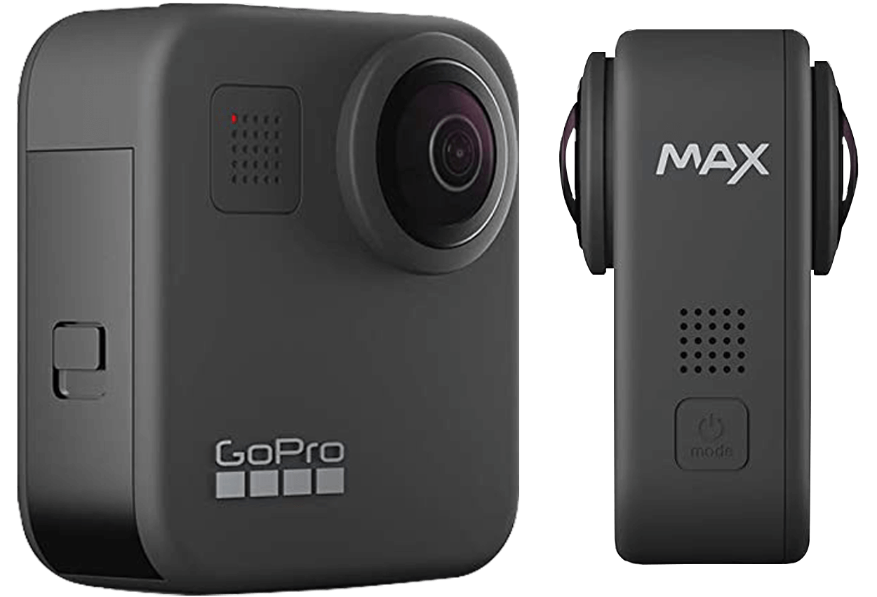 Go Pro Max - One of the Best 360 Cameras
