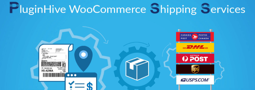 WooCommerce Shipping Service Banner Image
