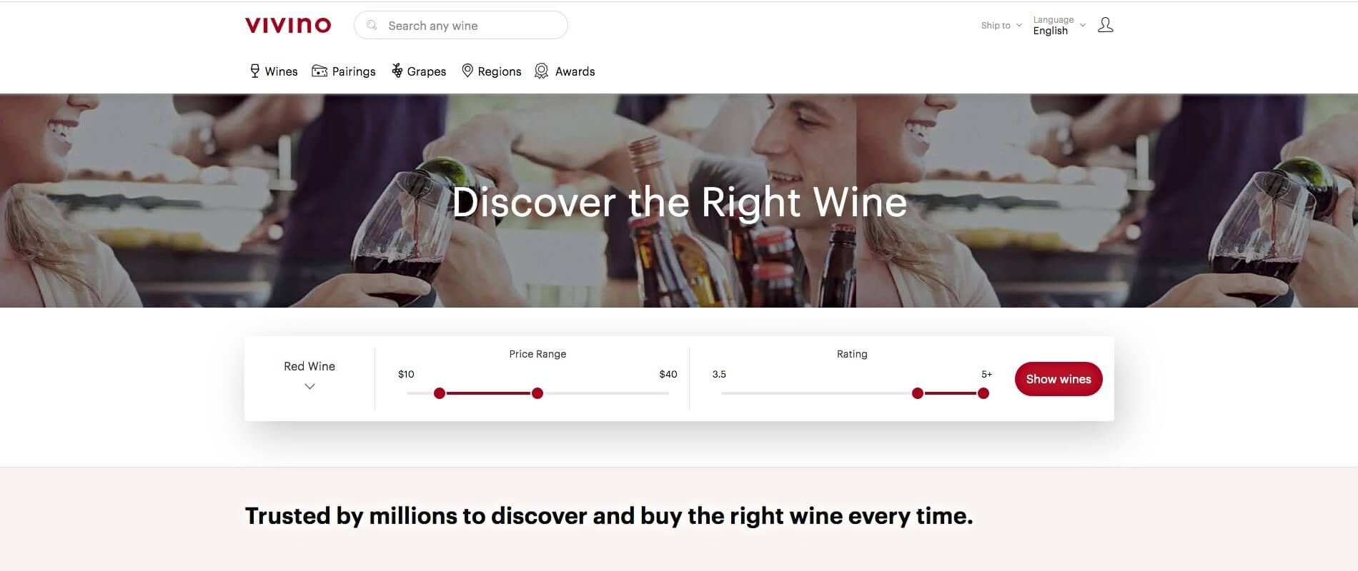 Vivino - Sell Wine Online