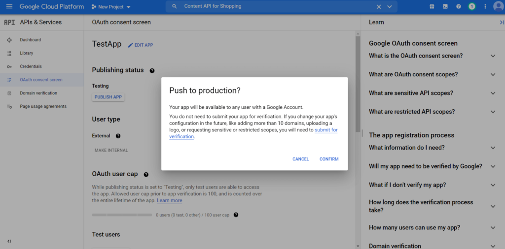 How To Auto-sync Product Feed To Google Merchant Shop 7
