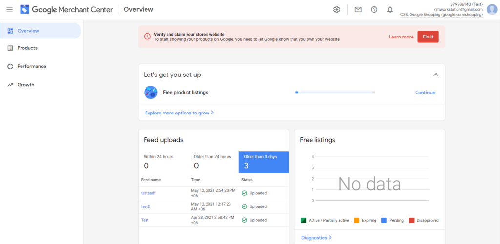 How To Auto-sync Product Feed To Google Merchant Shop 12